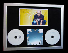 MOBY+SIGNED+FRAMED+INNOCENTS+EXTREME+PORCELAIN=100% AUTHENTIC+FAST GLOBAL SHIP