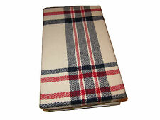 Ralph Lauren Polo Talmadge Hill Red White Blue Plaid Standard Pillow Sham