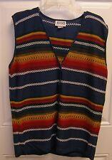 Avon Style Sweater Vest Size M/L New