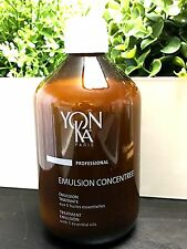YONKA EMULSION PURE CONCENTRATE 500 ML YON-KA PRO PROFESSIONAL SALON SIZE!