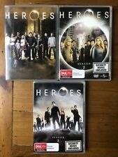 Heroes TV Show Series One Two And Three 1 2 3