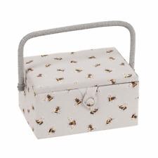Medium Sewing Box / Basket - Bee - Hobbygift ~ MRM587