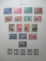 Ghana Mnh + Mh Stamps Lot