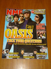 NME 2005 JUN 4 OASIS STONE ROSES BLOC PARTY FOO FIGHTER