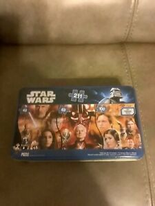 STAR WARS 211 PIECE 3 IN 1 PANORAMIC PUZZLE