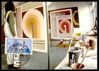 BERLIN MK 1987 BERUFE MALER LACKIERER MAXIMUMKARTE MAXIMUM CARD MC CM m774