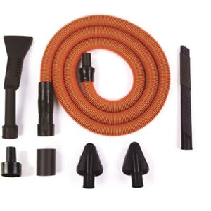 NEW RIDGID 1-1/4 in. Premium Car Cleaning Accessory Kit for RIDGID Wet/Dry Shop