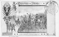 1645) RAVENNA, 1 REGGIMENTO FANTERIA, BATTAGLIA DI PASTRENGO.