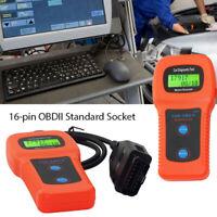 Car Diagnostic Scanner Tool U480 CAN OBDII OBD2 Memo Engine Fault Scanner System