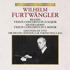 Brahms / De Gioconda - Brahms: Violin Concert D-Dur Op 77 [New CD] Japan - I