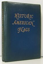 ACHILLE ST ONGE Historic American Flags MINIATURE 1/2000 1968