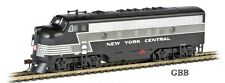 HO Scale NEW YORK CENTRAL F7-A Locomotive DCC & SOUND EQUIPPED Bachmann 64302
