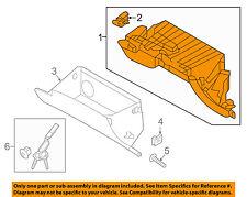 HYUNDAI OEM 13-15 Santa Fe-Glove Compartment Box Frame 845404Z000RYN