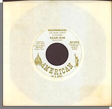 "Heather Black - Cajun Blue + Harris County Jail - 7"" 45 RPM Single!"
