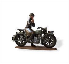 LEAD SOLDIERS MOTORCYCLE Motorized Cavalry Battalion FN SMI013