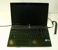 HP ProBook 4520s Intel Core i5 M480 2.67GHz 4GB Ram No HDD/Batt