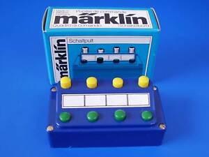 MARKLIN H0 - 7211 - Control Panel // BOX - EXC