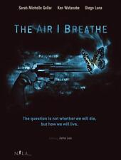 THE AIR I BREATHE Movie POSTER 27x40 C Sarah Michelle Gellar Kevin Bacon Brendan