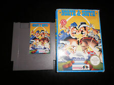 Nintendo NES - north & south - boxed