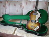 "🎸Hoefner Violin ""Beatles"" Bass 500/1 , Bj. '67 🎸"