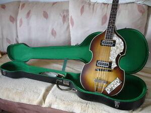 🎸Hoefner Höfner 500/1 Violin Beatles Bass, Bj. '67 🎸 lightweight - sehr leicht