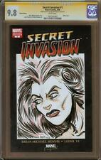 Tigra Sketch Cover By Matthew Kirscht CGC 9.8 Graded