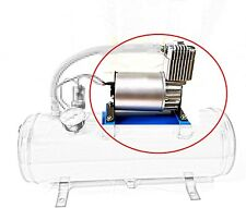 12V Car Trucks Triple Air Horns RV Replacement 12v Compressor