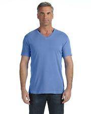 Comfort Colors Garment Dyed V-Neck T-Shirt. 4099
