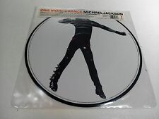 Michael Jackson One More Chance Billie Jean Picture Disc EX Vinyl Record 674480