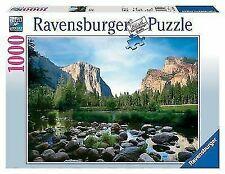 Ravensburger - Yosemite Valley Puzzle 1000pc