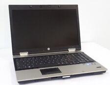 HP PC NOTEBOOK LAPTOP ELITEBOOK 8540P I5 540M 2.50GHZ 4GB HDD320GB  WINDOWS 7 P