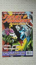 Transformers Comic #4 Gen 2 1994 Fleetway UK not Marvel Excellent condition RARE