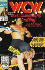 WCW World Championship Wrestling #2 FN 1992 Stock Image