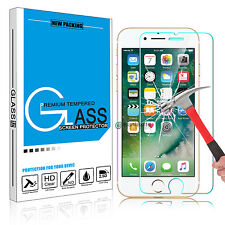 For Apple iPhone 7 Plus / 8 Plus Premium Tempered Glass Screen Protector HD Film