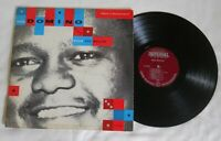 Fats Domino-Rock and Rollin'-Imperial LP 9009-Mono-Maroon Label-My Blue Heaven