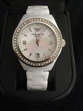 Ladies Emporio Armani Ceramica wrist watch