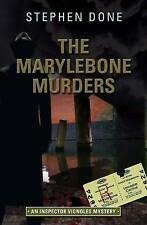 The Marylebone Murders (Inspector Vignoles Mysteries)-ExLibrary