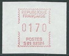 FRANCIA AUTOMATICI 1,70 F NEULLY MNH ** - P34-10