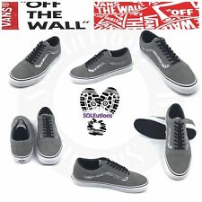713a343e35 VANS Old Skool Suede Snake Frost Gray Silver M11