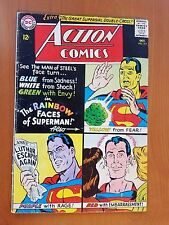Dc Action Comics, Vol. 1 # 317 ( Oct. 1964) Death of Nor-Kan Kandor
