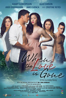 Filipino Tagalog Movies on DVD For Sale: When The Love Is Gone