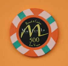 Las Vegas TV Show Prop ~ One Montecito $500 Casino Chip