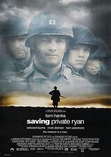 "Saving Private Ryan (1998) Movie Poster New 24""x36"" Hanks Damon Diesel Pepper"