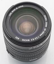Sigma Zoom 28-300mm D Macro 28-300 mm f/3.5-6.3 Nikon Digital
