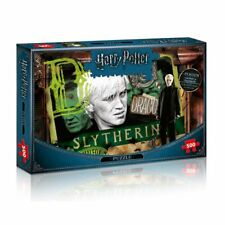 NEW! Winning Moves Harry Potter Slytherin Draco 500 piece jigsaw puzzle 11156