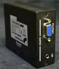 Converge AV HDMI to VGA Converter - HDMI2VGA