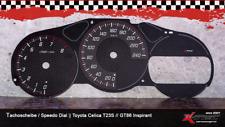 Tachoscheibe Toyota Celica T23 S/TS