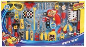 Mickey The Roadster Racers Tool Set Disney Junior Pit Crew Just Play