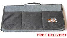 Car Boot Trunk ordinato strumento protezione ORGANIZER STORAGE BAG VELCRO TASCHE 49 x 21