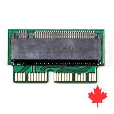 M.2 PCI-e AHCI SSD Drive Adapter Macbook Pro A1398 A1502 A1419 2013 2014 2015